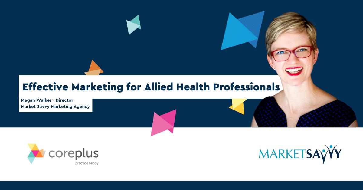 Allied Health Marketing Agency Market Savvy