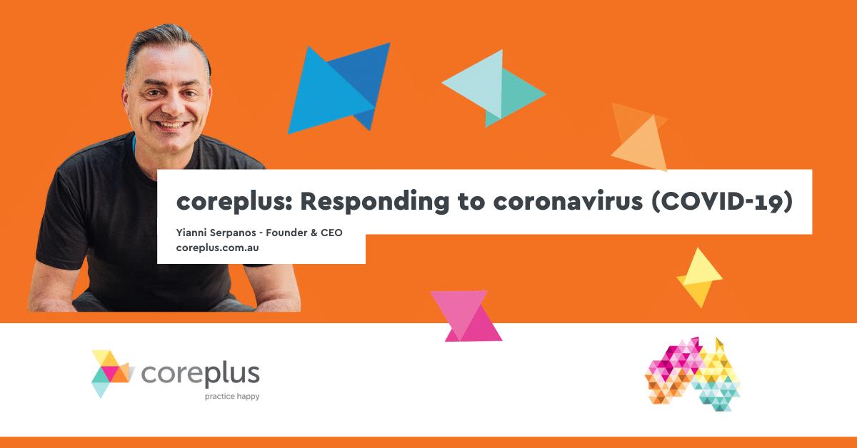 Healthcare practice clinic management response coronavirus (COVID-19)